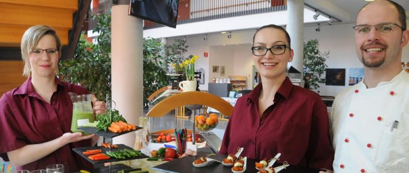 Hauswirtschaftskraft (m/w/d) für Küche und Service für das Anna-Meyberg-Haus