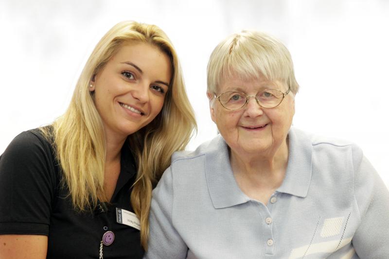 Pflegefachkräfte (m/w/d)  für das Anna-Meyberg-Haus