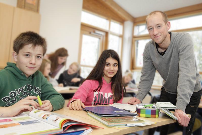 Pädagogische Fachkraft (m/w/d) Schulsozialarbeit